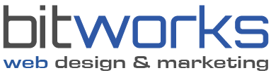 logo bitworks website designer